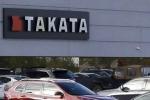 Bị hãng xe lớn cắt hợp đồng, công ty túi khí Takata nguy cơ 'sập tiệm'