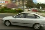 Clip: Lái xe tốc độ đưa vợ đi đẻ bị phạt tiền