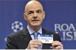 'Người bốc thăm cho Man Utd' đắc cử Chủ tịch FIFA