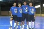 Quá khứ từng tập trong nhà kho của ĐT futsal Việt Nam