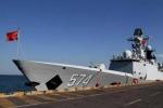 Trung Quốc tập trận hải quân với Campuchia để vực dậy quan hệ