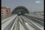Xem tuyến tàu điện ngầm dài nhất hành tinh của Dubai