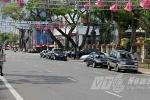 Đà Nẵng quyết xử lý xe biển xanh đậu sai quy định