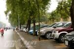 Cấm giữ xe: Hy sinh lợi ích thiểu số vì 7 triệu dân HN