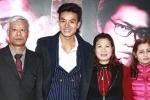 Diễn viên Hiếu Nguyễn lần đầu khoe bố mẹ