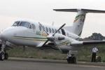 Cận cảnh máy bay đáp bằng bụng của VASCO