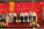 Hơn 500 khách hàng tham dự lễ cất nóc dự án Five Star Garden