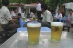 Bộ GTVT cấm cán bộ uống rượu, bia khi tiếp khách