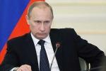 Putin: Tấn công Syria sẽ chôn vùi Liên Hợp Quốc