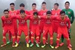 U19 Việt Nam tìm đường gỡ gạc thể diện