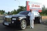 Đại gia Lê Ân lại mua siêu xe