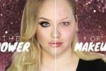 Choáng với sức mạnh đáng kinh ngạc của make-up
