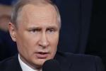Tổng thống Nga Putin lên tiếng về bê bối 'Hồ sơ Panama'