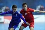 Việt Nam, Thái Lan không chung bảng World Cup Futsal