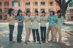 Ảnh kỷ yếu 'Thôn nữ thời bao cấp' của học sinh Bắc Giang gây sốt