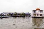 Du thuyền Hồ Tây - tiềm ẩn nhiều nguy cơ mất an toàn