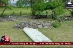 Clip: Tìm thấy mảnh vỡ thứ 2 nghi của máy bay MH370 tại Reunion, Pháp