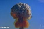 Clip: Siêu pháo bắn đạn hạt nhân Mỹ nổ kinh hoàng hơn bom nguyên tử