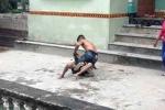 Đằng sau bức ảnh 'tố' con đánh bố dã man ở Hải Dương: Những quyết định bất ngờ