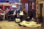 Xả súng khủng bố ở Pháp: 5 kẻ tấn công đều bị tiêu diệt
