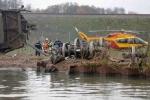 Hiện trường thảm khốc vụ tai nạn tàu cao tốc Pháp