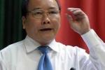 Phó Thủ tướng Nguyễn Xuân Phúc: 'Kiên quyết trấn áp các loại tội phạm'