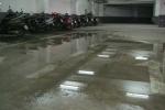 Ở trong chung cư hứng nước mưa: Sở Tài chính bị 'vượt mặt'