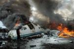 Video: Tai nạn máy bay thảm khốc tại Siberia