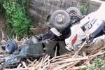 Ôtô lao xuống vực ở Hà Giang: 4 người chết tại chỗ, 3 người trọng thương