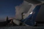 Máy bay Nga chở 130 người nổ  sau khi hạ cánh khẩn cấp