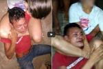 Clip: Đụng độ nhầm nữ võ sĩ MMA, tên cướp 'khóc ròng'