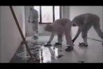 Video: Lát sàn nhà theo kiểu độc đáo chưa từng có
