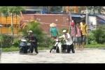 Hà Nội khẩn trương chống ngập lụt