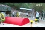 Video: Bộ đội biên phòng bảo vệ khu mộ Đại tướng trước bão