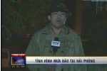 Đang truyền hình trực tiếp siêu bão Haiyan