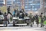 Miền Đông Ukraine tự bầu tổng thống, dùng đồng ruble Nga