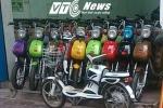 Xe đạp điện Trung Quốc kín phố Hải Phòng: 'Bọn em nhập lậu đấy!'