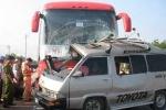 Trộm ô tô, bị xe khách đụng gây tử vong
