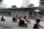 Cận cảnh nhà chờ xe buýt '5 sao' đầu tiên tại Hà Nội