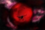 Những bức ảnh đẹp đến rợn người về trăng máu