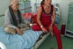 Con rể vô nhân tính đánh mẹ vợ 84 tuổi nhập viện