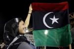 'Cải lùi', NTC đưa phụ nữ Libya về kiếp chồng chung