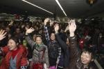 'Biển người' Trung Quốc vật vã về quê ăn Tết