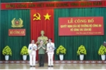 Bộ Công an hoán đổi Giám đốc Công an tỉnh Phú Yên và Bình Định