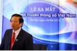 Hội Truyền thông số Việt Nam chính thức ra mắt