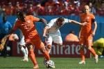 Trực tiếp World Cup 2014 bảng B: Hà Lan - Chile