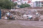 Bãi rác trung chuyển thành bãi… kiếm tiền