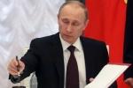 Tổng thống Nga Putin khiến cả châu Âu sững sờ