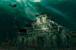 Bí ẩn thành phố nghìn tuổi dưới nước ở Trung Quốc