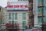 Hà Nội: Chỉ còn 4 cơ sở khám có bác sĩ Trung Quốc
